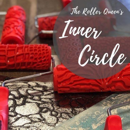 Roller Queen's Inner Circle logo